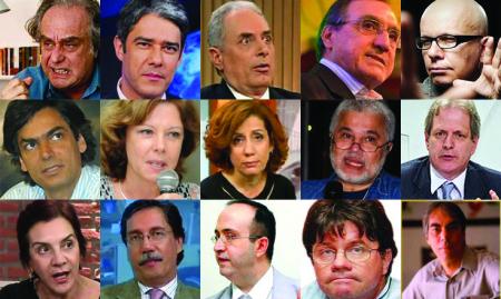 Enquanto Dilma fala de forma solitária, a oposição tem ao seu lado a imprensa (que deveria ser neutra)